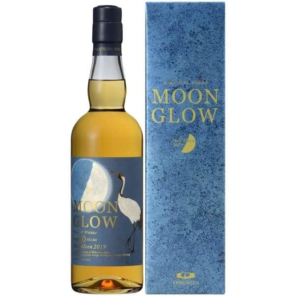 [数量限定] MOON GROW(ムーングロウ) 10年 リミテッド・エディション ハーフムーン 2019 700ml【ウイスキー】