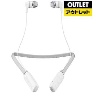 【アウトレット品】 Bluetoothイヤホン [リモコン・マイク対応 /ワイヤレス(左右コード) /Bluetooth] S2IKW-J573-B ホワイト 【生産完了品】