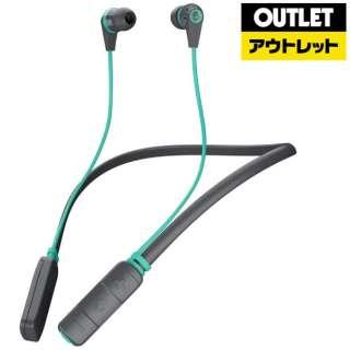 【アウトレット品】 bluetoothイヤホン [リモコン・マイク対応 /ワイヤレス(ネックバンド) /Bluetooth] S2IKW-L682 GRAY/MIAMIBLUE 【生産完了品】