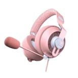 CGR-P53NP-510 ゲーミングヘッドセット PHONTUM S PINK ピンク [φ3.5mmミニプラグ /両耳 /ヘッドバンドタイプ]