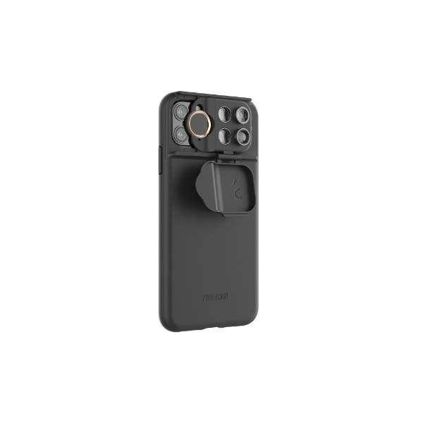 ShiftCam 2.0 トラベルセット iPhone 11 Pro Max用 SC20TSFFBXISM ブラック SC20TSFFBXISM