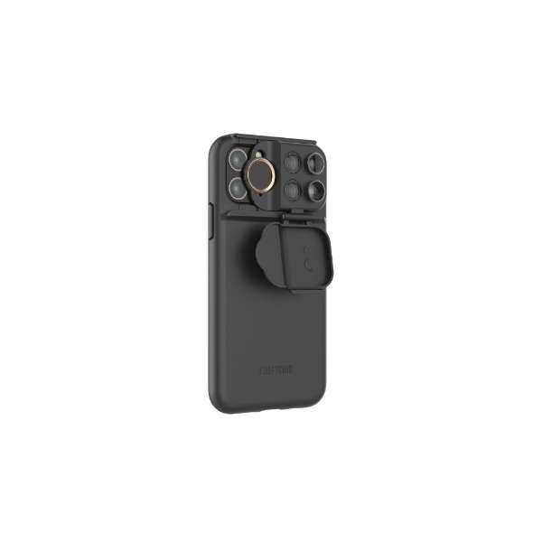 ShiftCam 2.0 トラベルセット iPhone 11 Pro用 SC20TSFFBXIS ブラック SC20TSFFBXIS