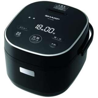 KS-CF05B-B 炊飯器 ブラック系 [3合 /マイコン]