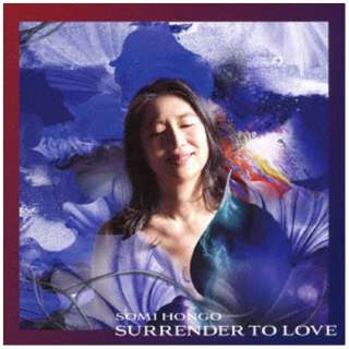 本郷綜海/ Surrender to love 【CD】