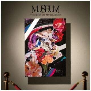 MYTH & ROID/ MUSEUM-THE BEST OF MYTH & ROID- 初回限定盤 【CD】