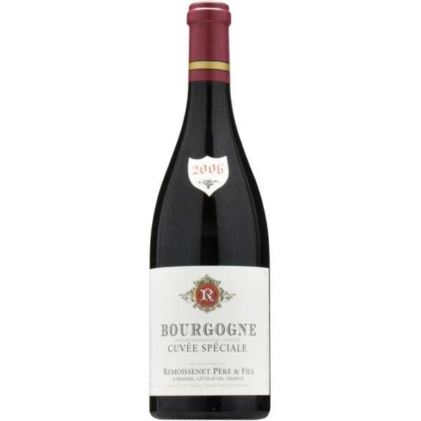 ルモワスネ・ペール・エ・フィス ブルゴーニュ ルージュ ルノメ 2006 750ml【赤ワイン】