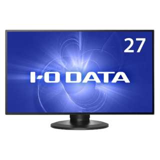 LCD-MQ272EDB-F PCモニター フリースタイルスタンドモデル ブラック [27型 /ワイド /WQHD(2560×1440)]