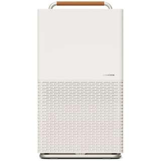 薄型空気清浄機 ホワイト PA-301-WH [適用畳数:22畳 /PM2.5対応]