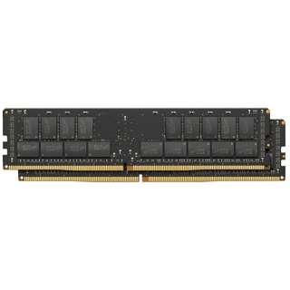 MacPro(201912)用 256GB (2x128GB) DDR4 ECC Memory Kit MX8G2G/A [DIMM DDR4 /128GB /2枚]