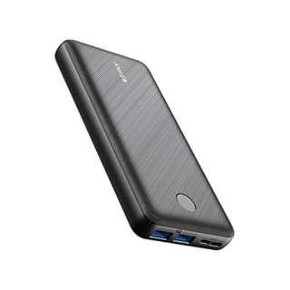 PowerCore Essential 20000 ブラック A1268011 [20000mAh /2ポート /充電タイプ]