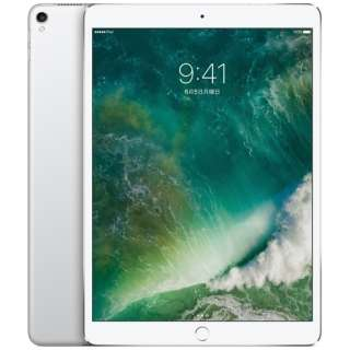 【SIMフリー】iPad Pro 10.5インチ Wi-Fi + Cellular 64GB シルバー