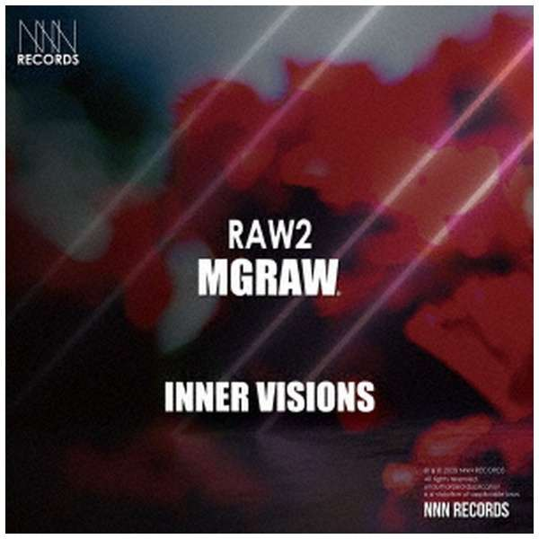 MGRAW/ INNER VISIONS - RAW2 - 初回生産限定盤 【CD】