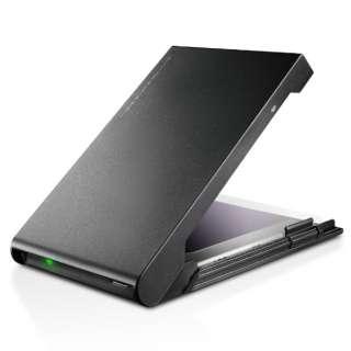 HDD SSDケース 2.5インチ USB3.2 Gen2 Type-C ブラック Windows11対応 LGB-PBSUC [2.5インチ対応 /SATA /1台]