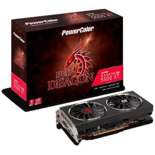 グラフィックボード AXRX 5500XT 8GBD6-DHR/OC [8GB /Radeon RXシリーズ]