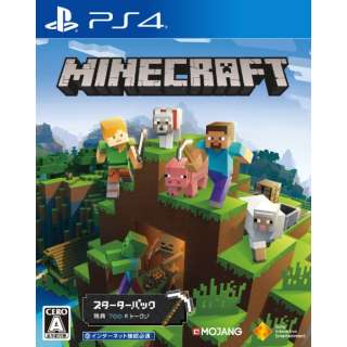 Minecraft Starter Collection 【PS4】