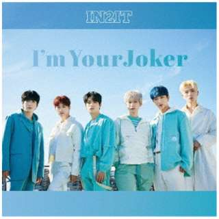 IN2IT/ I'm Your Joker 通常盤 【CD】