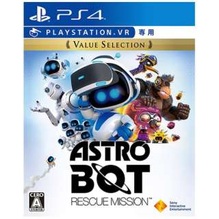 ASTRO BOT:RESCUE MISSION Value Selection 【PS4(VR専用)】