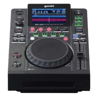 Gemini USB/CDプレイヤー MDJ-600