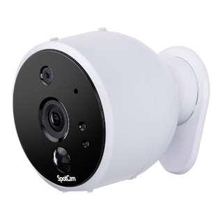 SpotCam クラウド録画&AI対応 バッテリーカメラ SpotCam-Solo [無線 /屋外対応]