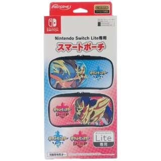 Nintendo Switch Lite専用 スマートポーチ 伝説のポケモン HROP-03DP 【Switch Lite】