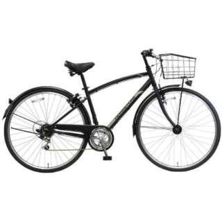27型 自転車 オネストワン(マットガンメタル/外装6段変速)PB-19-036【2020年モデル】 【組立商品につき返品不可】