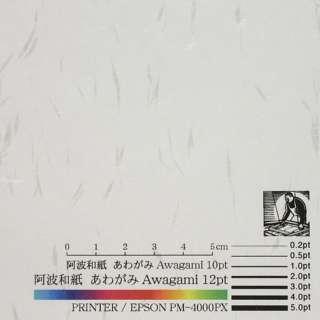 〔各種プリンタ〕 コピーができる和紙 白花 びゃっか 0.15mm(A4・20枚) 純白 No.50
