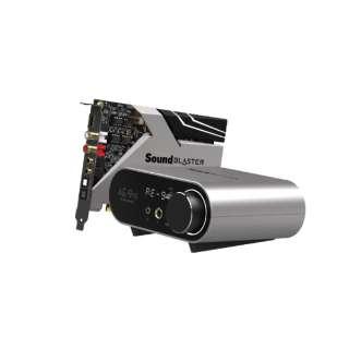 内蔵サウンドカード PCI-E接続 再生専用 Sound Blaster AE-9 PLAYBACK EDITION SB-AE-9PE