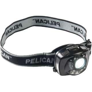 2720 HK ヘッドランプ (2720 Headlamp) PELICAN(ペリカン) 2720HK [LED /単4乾電池×3 /防水]