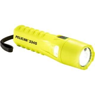 3345 HK フラッシュライト (3345 Flashlight) PELICAN(ペリカン) 3345HK [LED /単3乾電池×3 /防水]