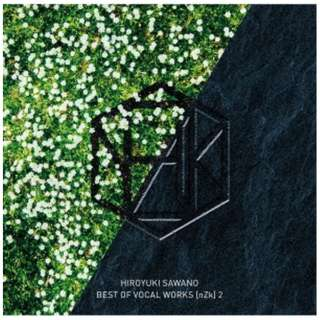 澤野弘之/ 澤野弘之 BEST OF VOCAL WORKS [nZk] 2 通常盤 【CD】