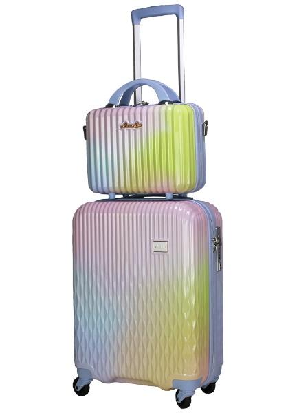 ハードジッパースーツケース