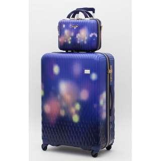 LUNALUX(ルナルクス)スーツケース ハード ジッパー ランタン LUN2116-48