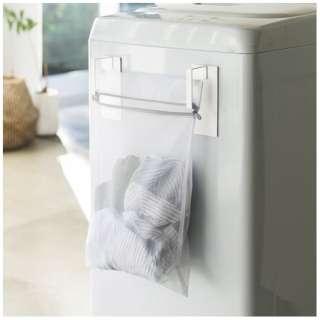 マグネット洗濯ネットハンガー プレート ホワイト 3584