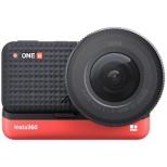 レンズ交換対応アクションカメラ [Insta360 ONE R 1インチ版] 1インチ広角モジュール CINAKGP/B [4K対応 /防水]