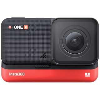 レンズ交換対応アクションカメラ [Insta360 ONE R 4K版] 4K広角モジュール CINAKGP/C [4K対応 /防水]