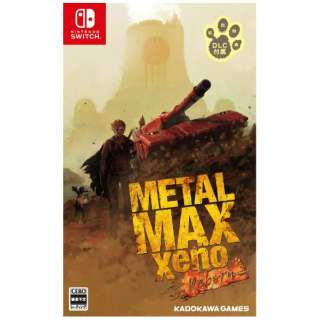 METAL MAX Xeno Reborn 通常版 【Switch】