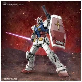 HG 1/144 RX-78-02 ガンダム(GUNDAM THE ORIGIN版)【機動戦士ガンダム THE ORIGIN】