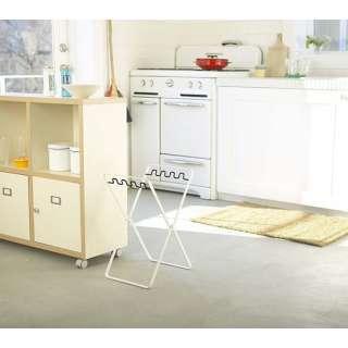 レジ袋スタンド プレート ブラック 06190