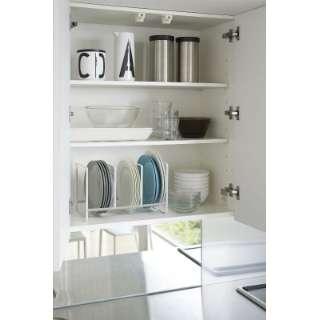 ディッシュラック プレートワイドL(Dish Rack Wide Plate L) ホワイト 02966