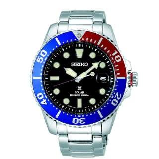 【ソーラー時計】 プロスペックス(PROSPEX) Diver Scuba SBDJ047