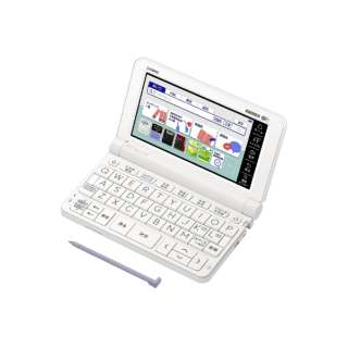 電子辞書 EX-word XD-SX4900WE