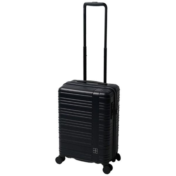 hands+ スーツケース カラーシリーズ ジップ ミッドナイトブルー [35L]
