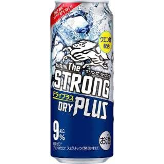 キリン・ザ・ストロング ドライプラス (500ml/24本)【缶チューハイ】