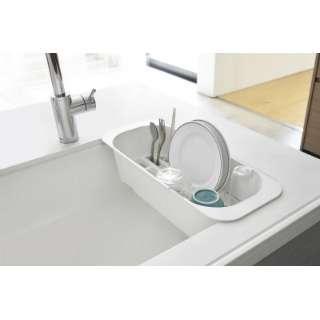 伸縮水切りバスケット アクア(Sink Drainer Basket) ホワイト 3228