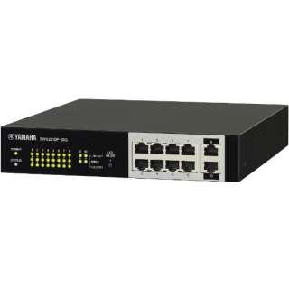 スイッチングハブ[10ポート /Giga対応] スマートL2 PoEスイッチ SWX2210P-10G/CM