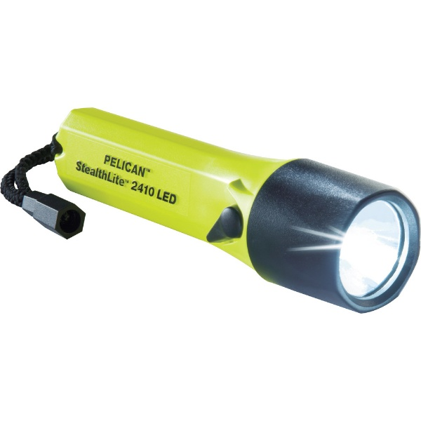 Pelican Products Pelican Products(ペリカンプロダクツ) PELICAN 2410 黄 LEDライト 2410YE 1個 440-1239