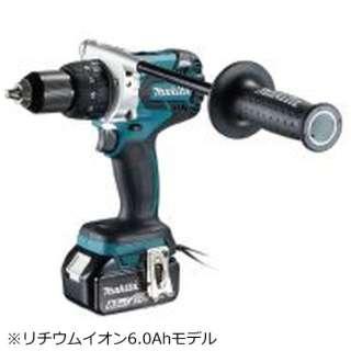 充電式震動ドライバドリル(6.0Ah) HP481DRGX