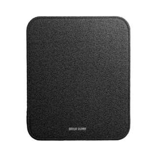 MPD-NS4-S マウスパッド [150x180x4mm] Sサイズ ブラック