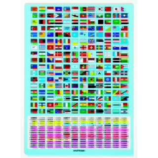 国旗大百科下じき VS016