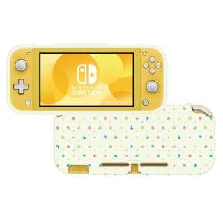 あつまれ どうぶつの森 TPUセミハードカバー for Nintendo Switch Lite NS2-060 【Switch Lite】